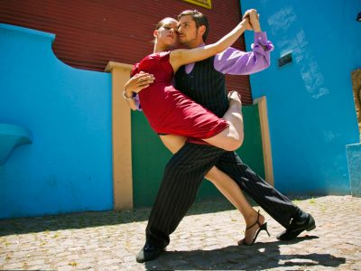 Patagonien, Tango in Buenos Aires