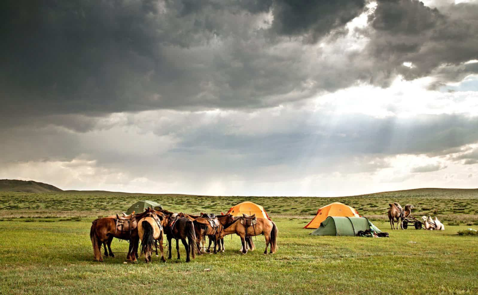 Camp Mongolei