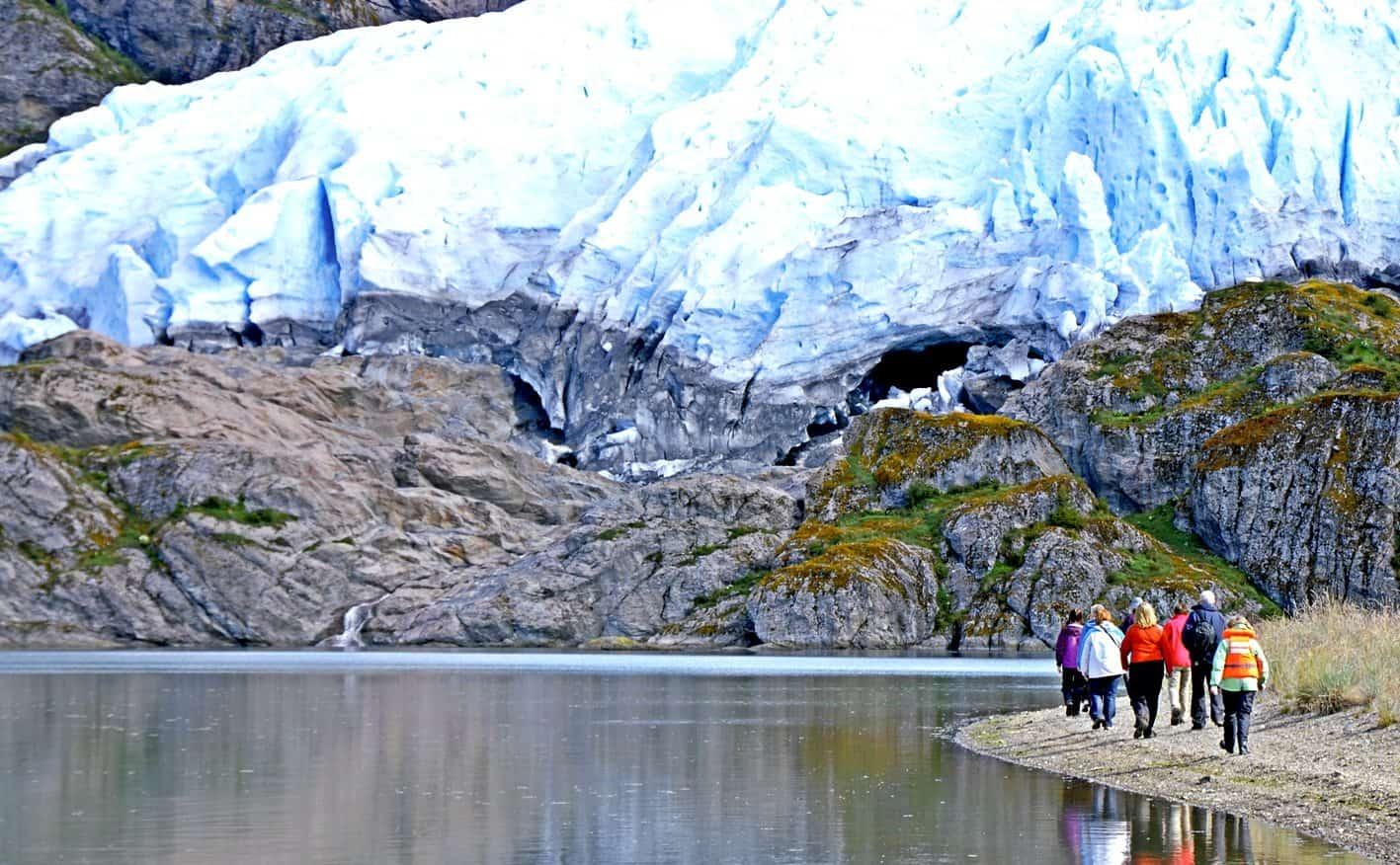 Ausflug Kreuzfahrt Patagonien