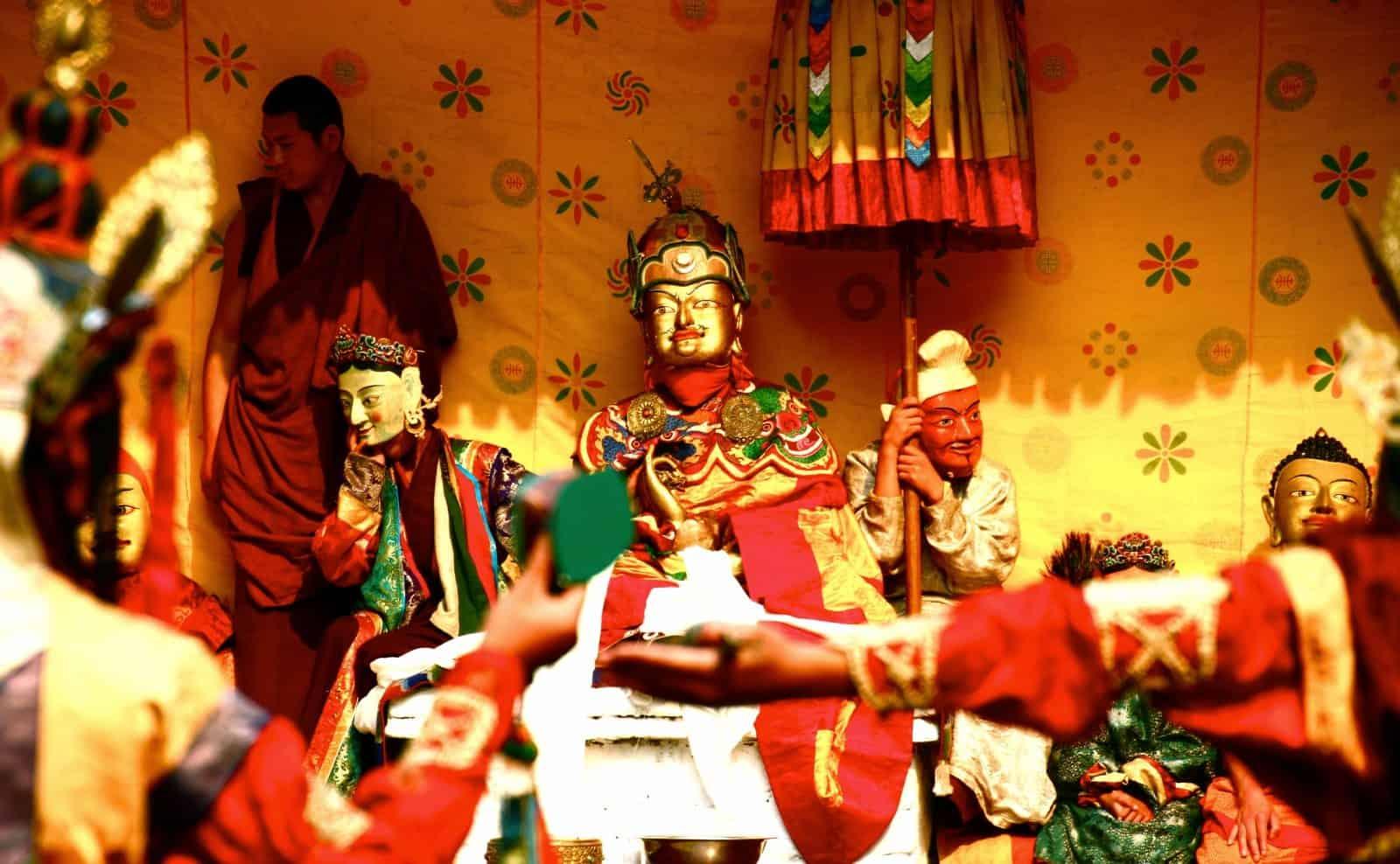 Festival in Bhutan