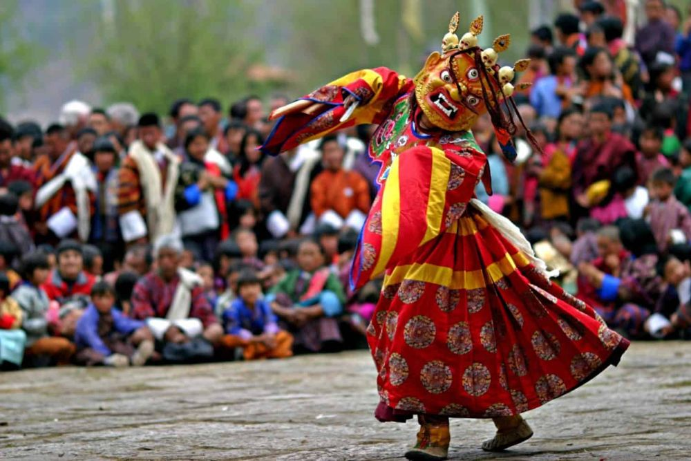 Traditionelle Festivals in Trashigang & Bumthang – Das Highlight Ihrer Bhutan-Reise