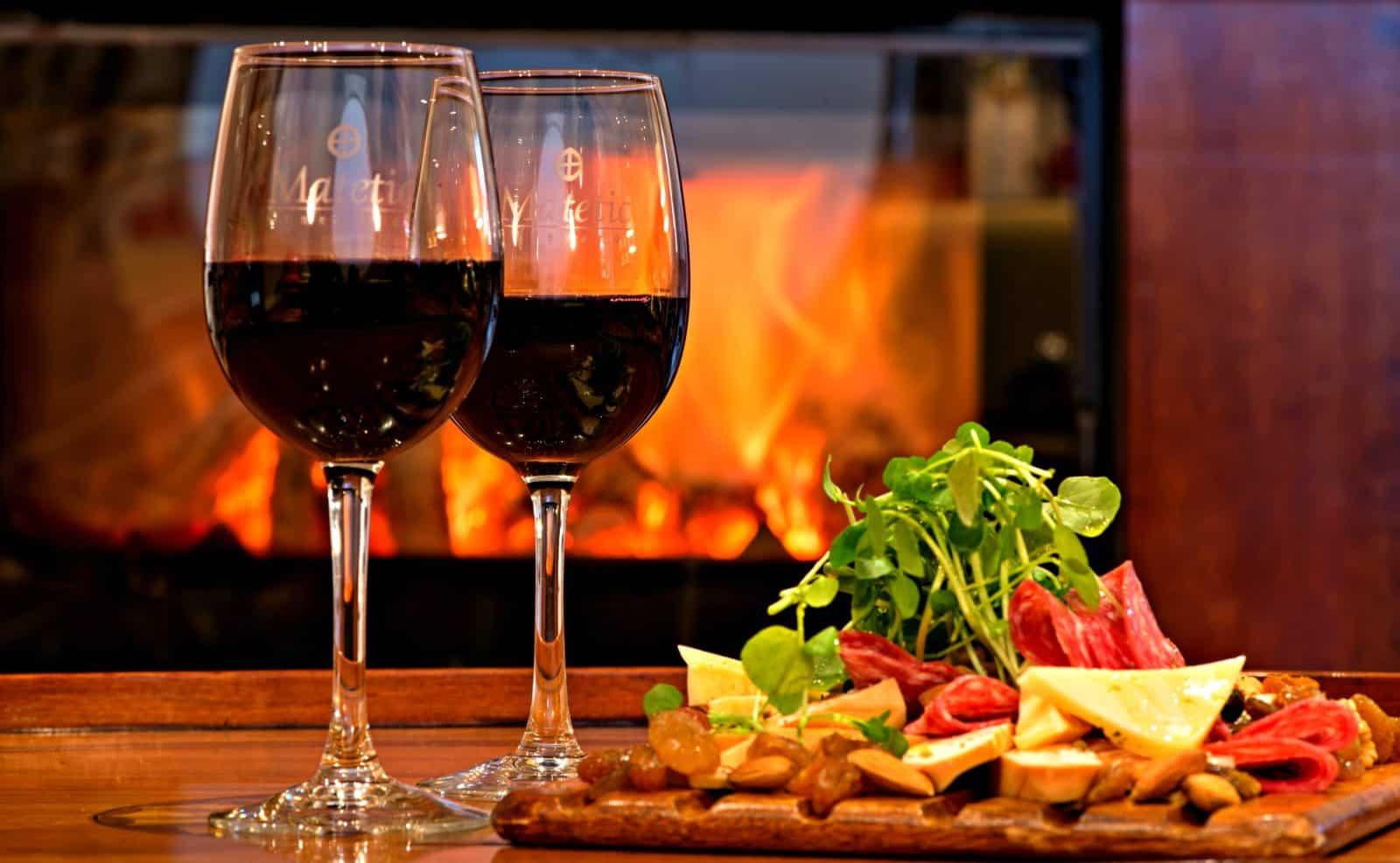 Matetic Vineyard Chile