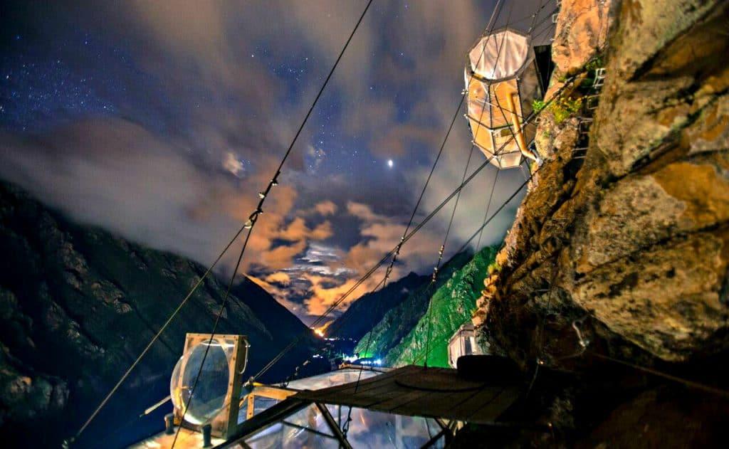 Skylodge of Peru