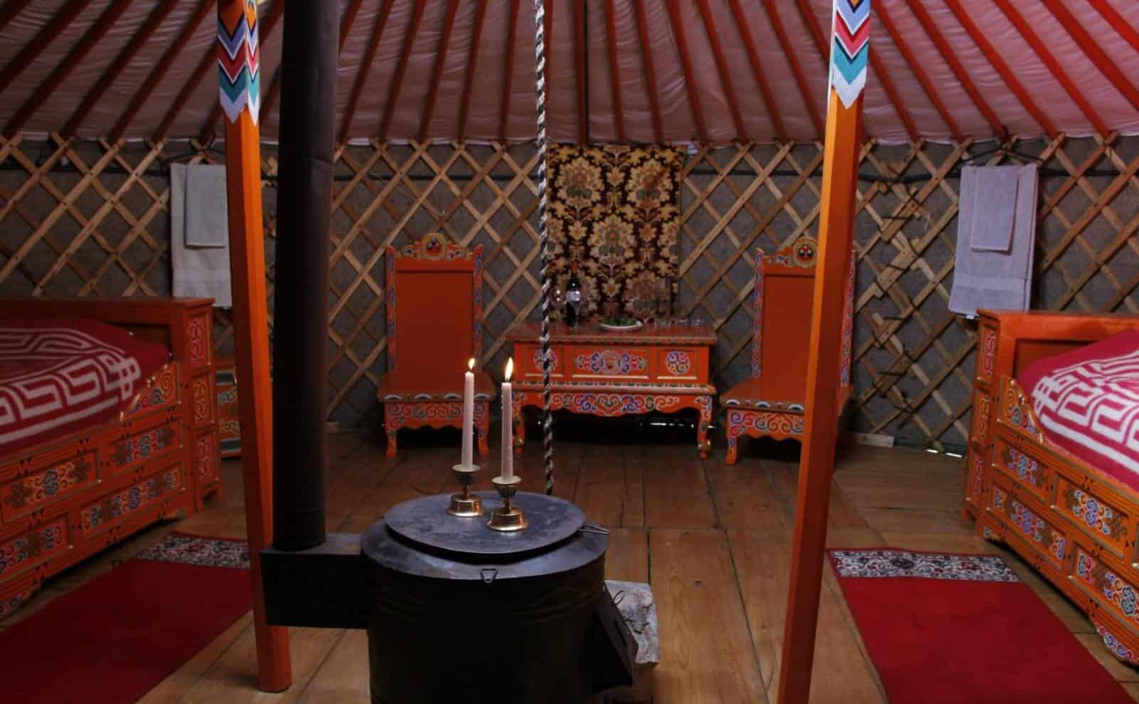Ikh Nart Gobi Mongolei