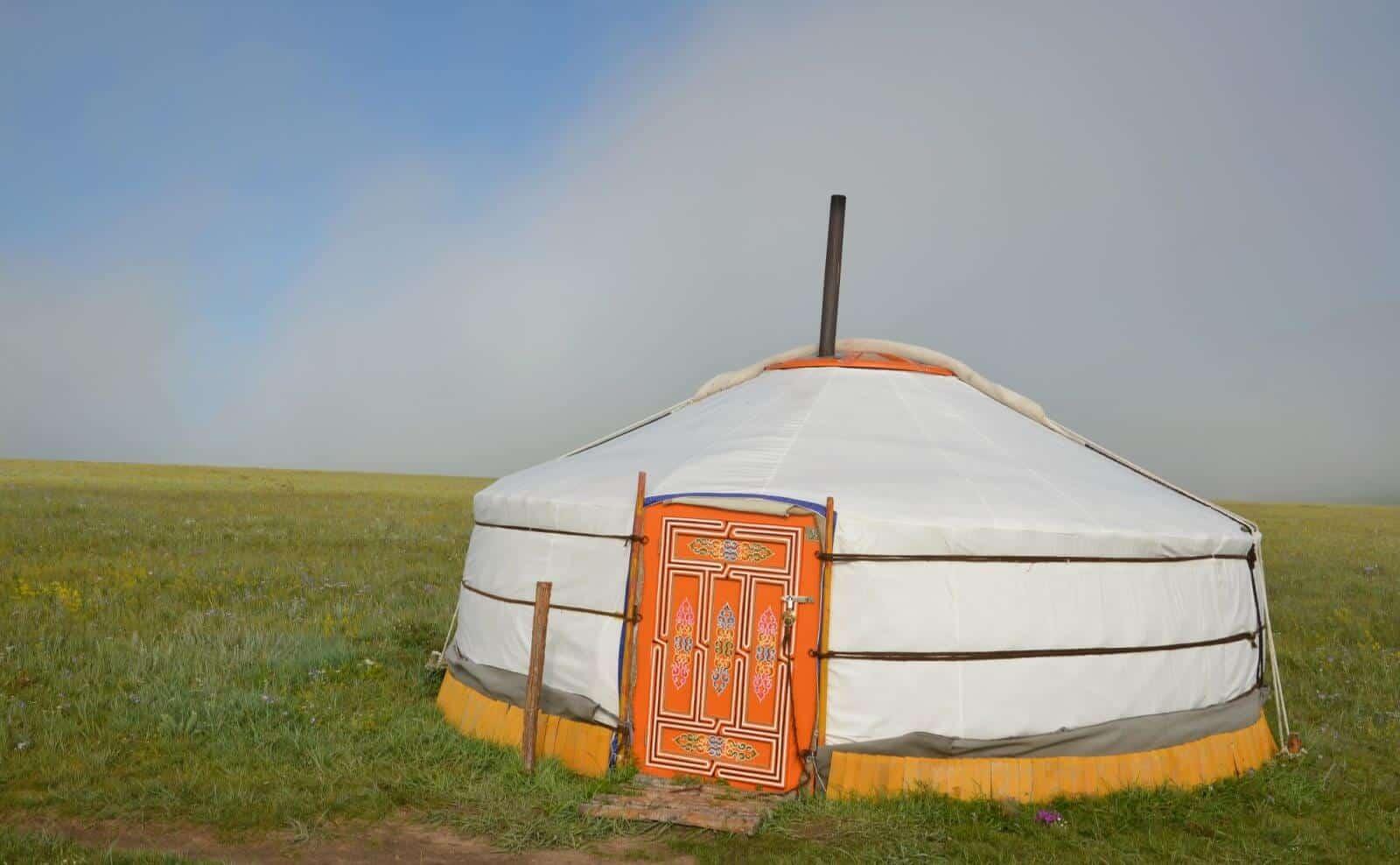 Mongolisches Ger