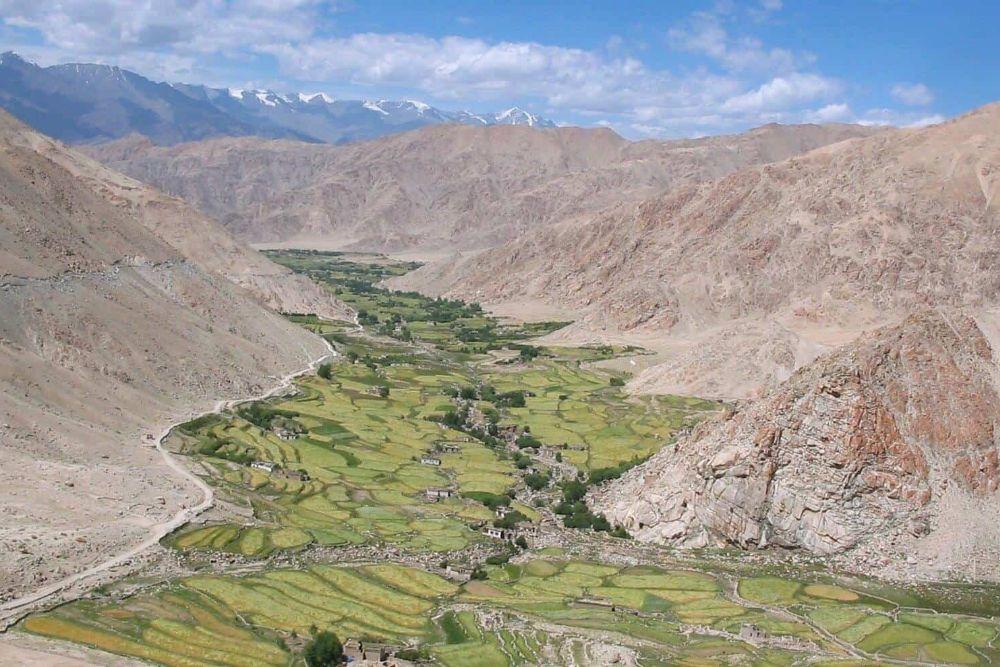Übernachten Sie in authentischen und luxuriösen Village Houses in Ladakh und lassen Sie sich vom einzigartigen Mix aus ausgewählten Unterkünften begeistern!