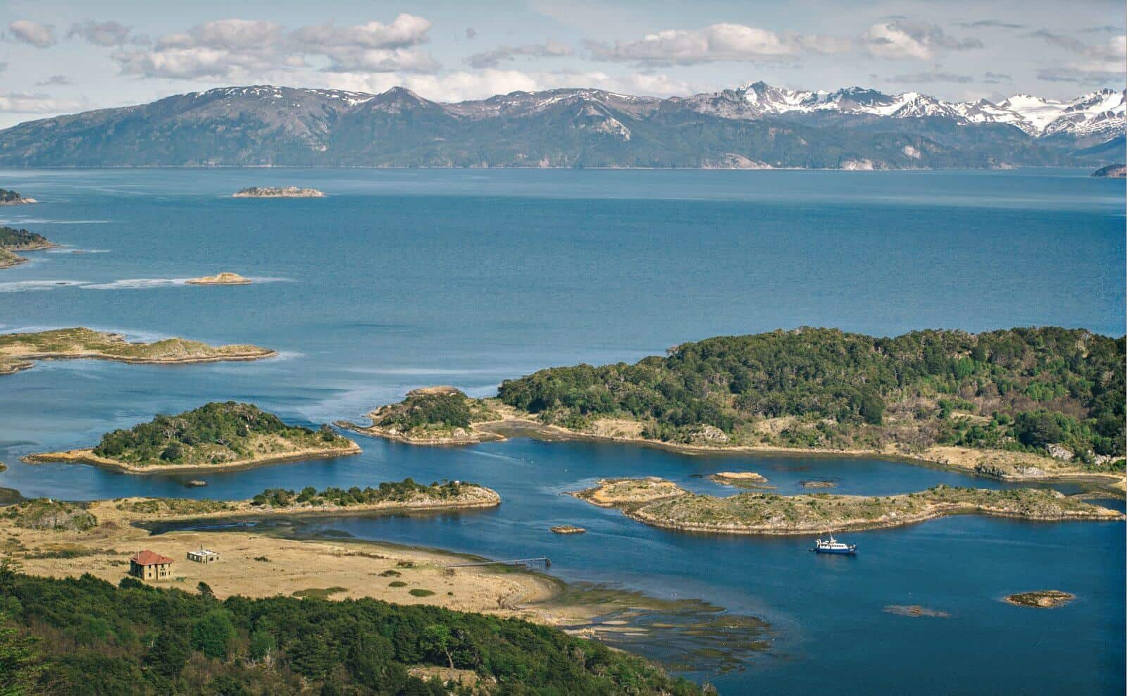 Patagonien Isla Navarino