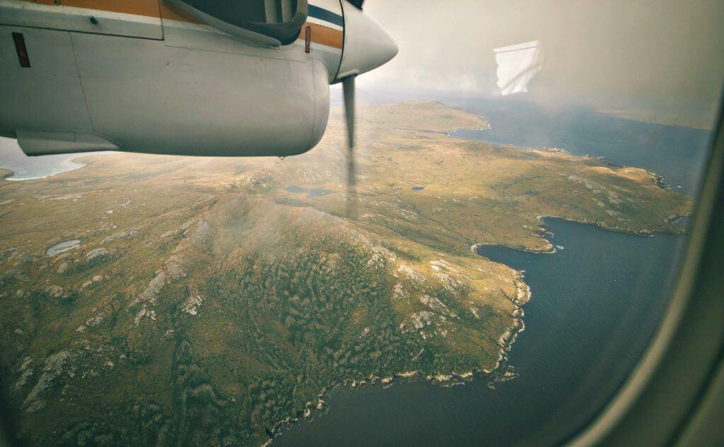 Patagonien Kap Hoorn Flug