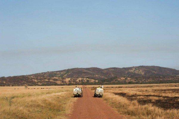 Glamping Tansania - Greystoke Mahale Camp - Serengeti