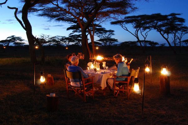 Glamping Tansania Nasikia Mobile Camp