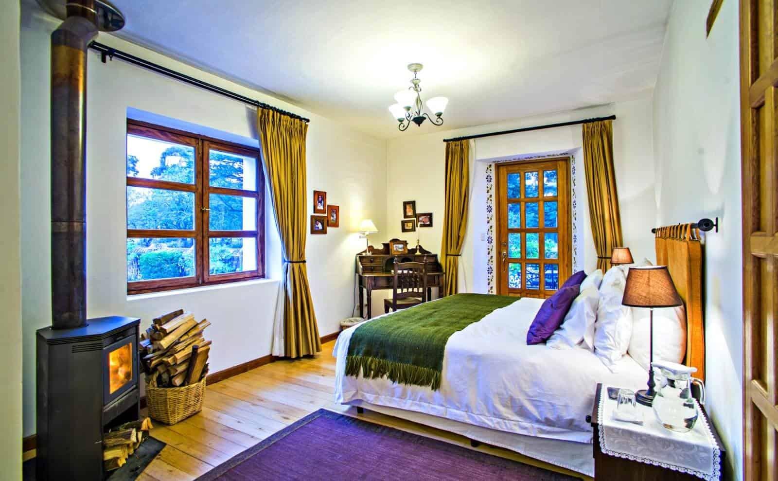 Hacienda Zuleta Zimmer
