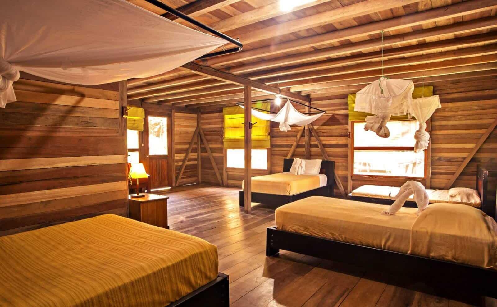 Sani Lodge Zimmer