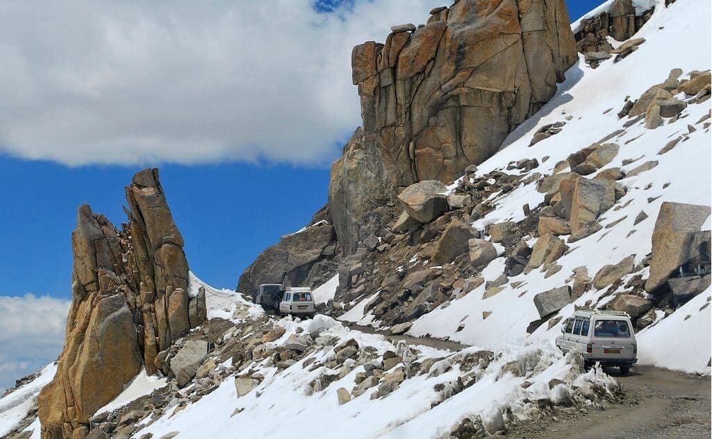 Khardung La Ladakh