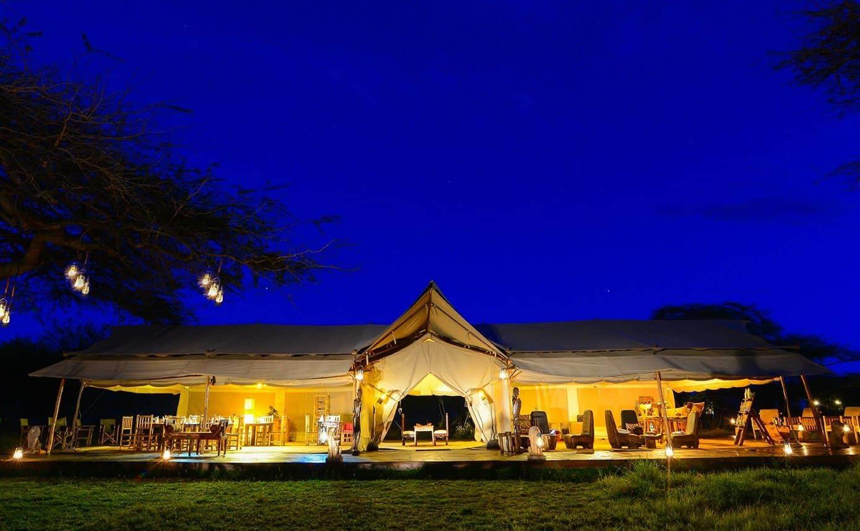 Asanja Africa Tented Camp