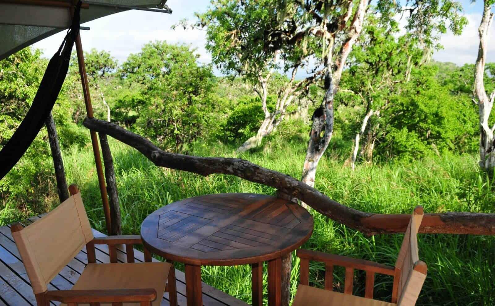 Terrasse Galapagos Safari Camp