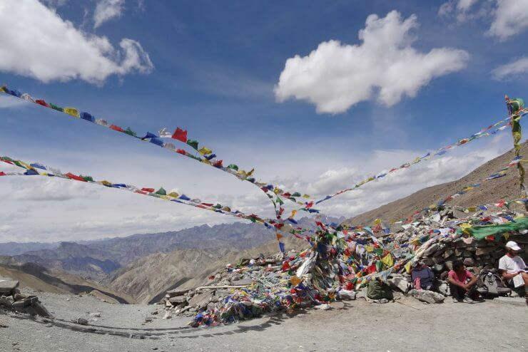 Gandala Pass Ladakh