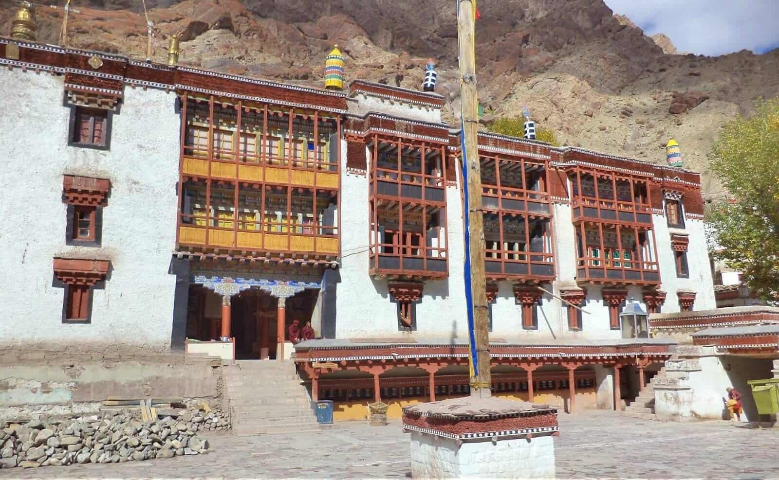 Hemis Gompa, Ladakh