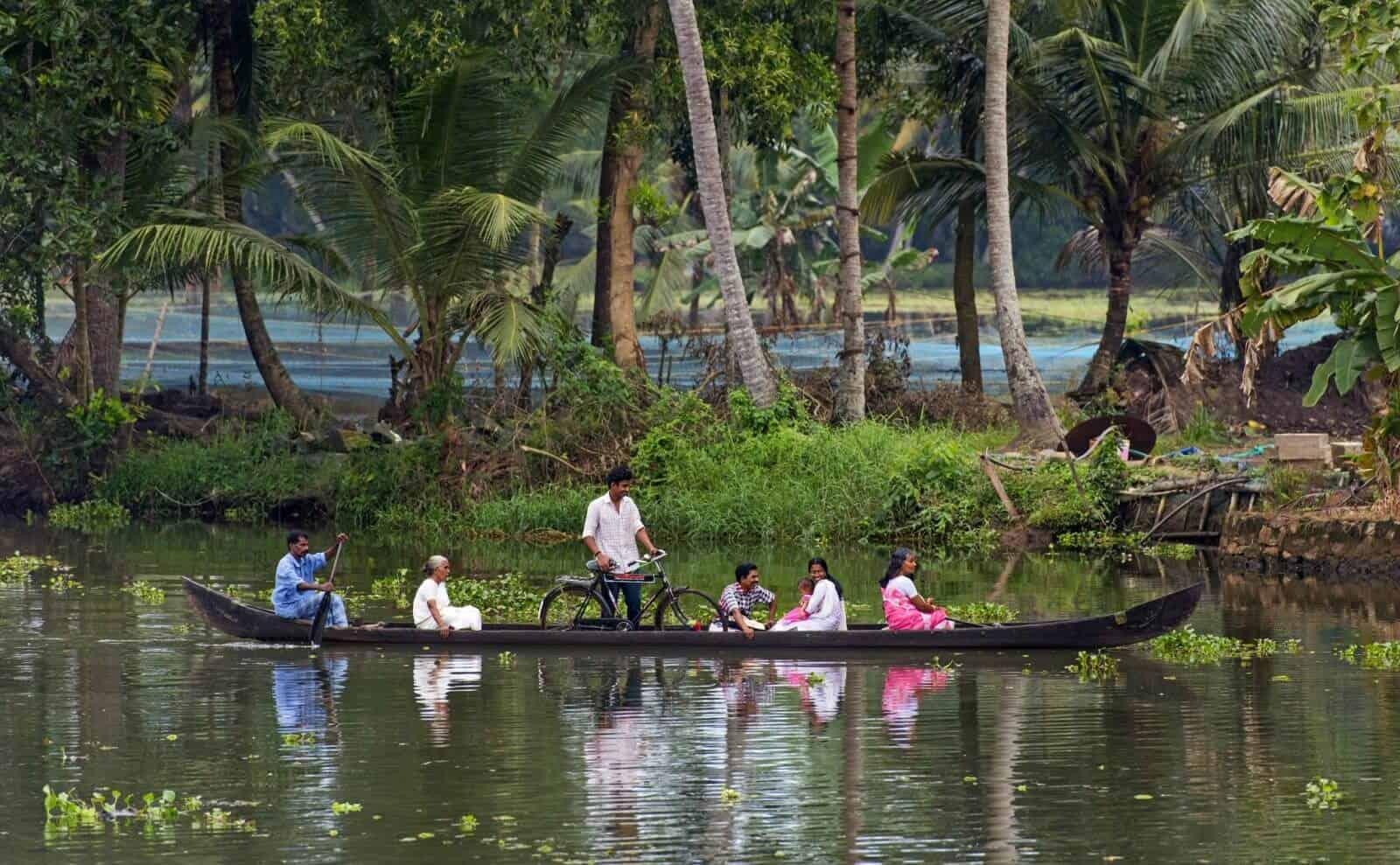 Hinterland Kerala