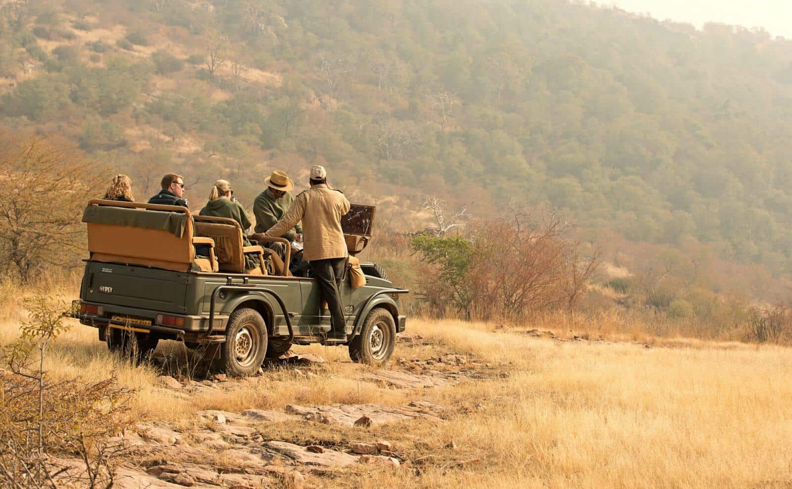 Sher Bagh Safari