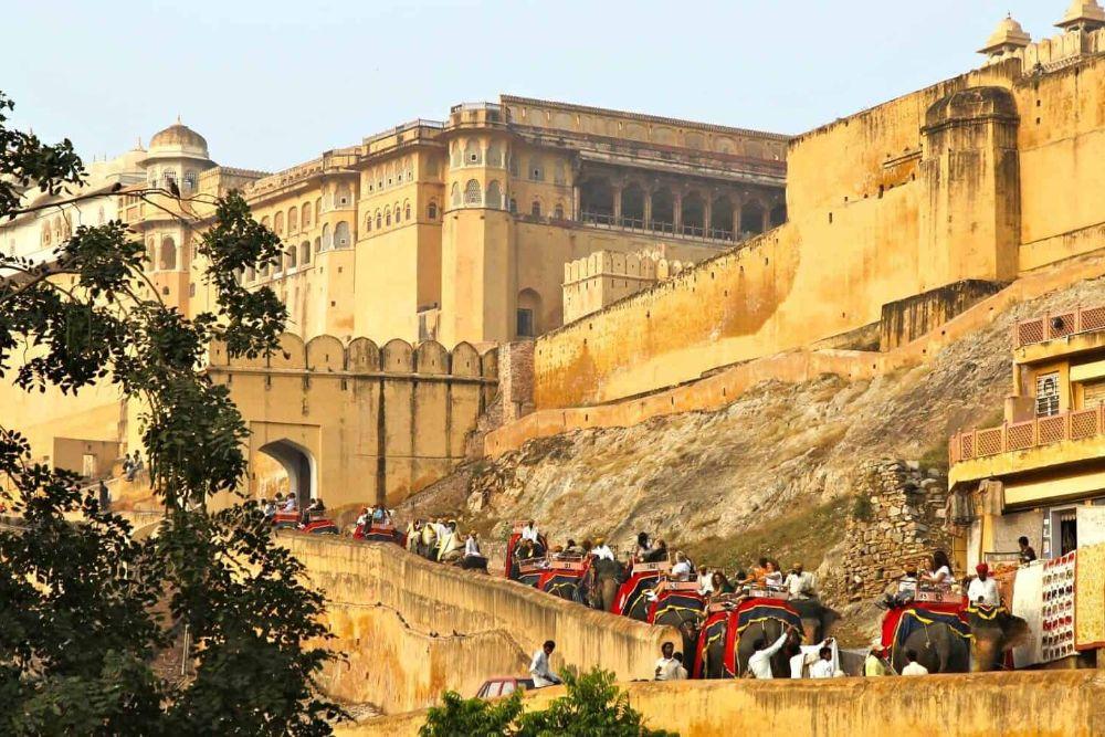 Werden Sie in Agra Zeuge des größten Liebesbeweises der Geschichte!