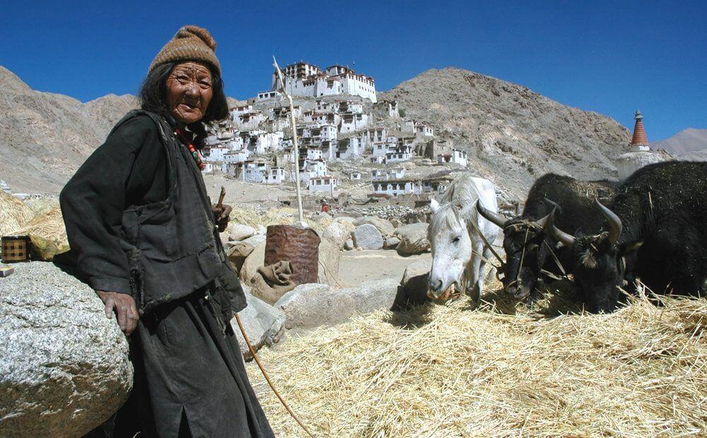 Ladakh Kloster