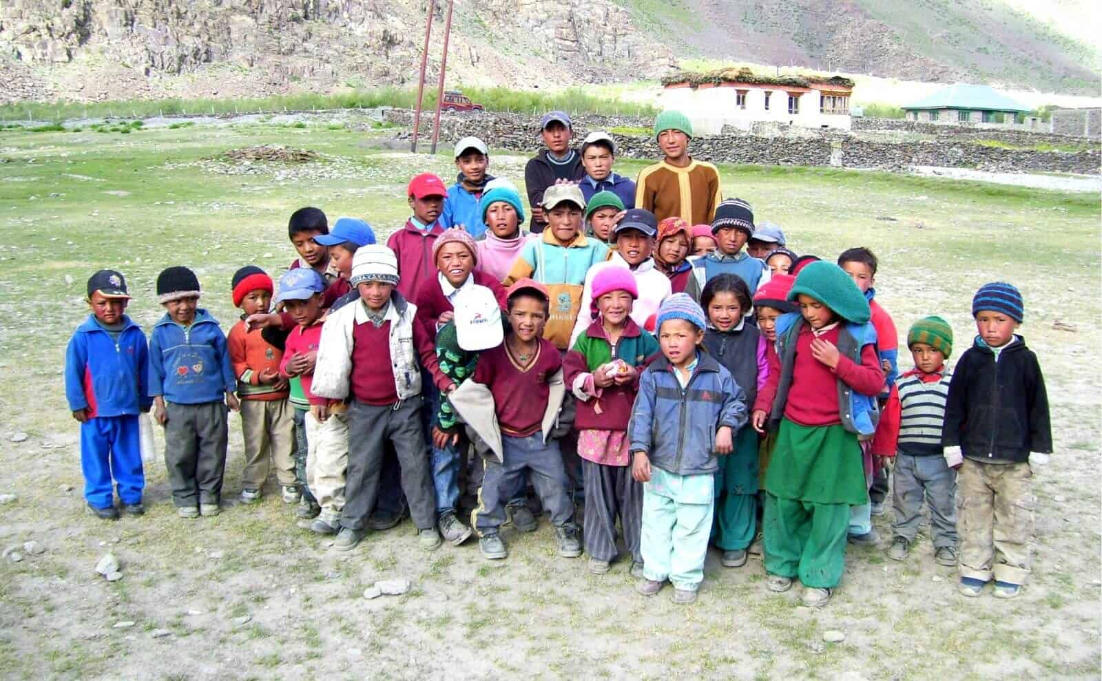 Ladakh_Schüler