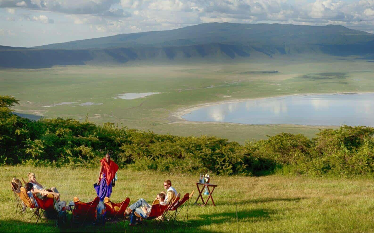 Pakulala Safari Camp Tansania