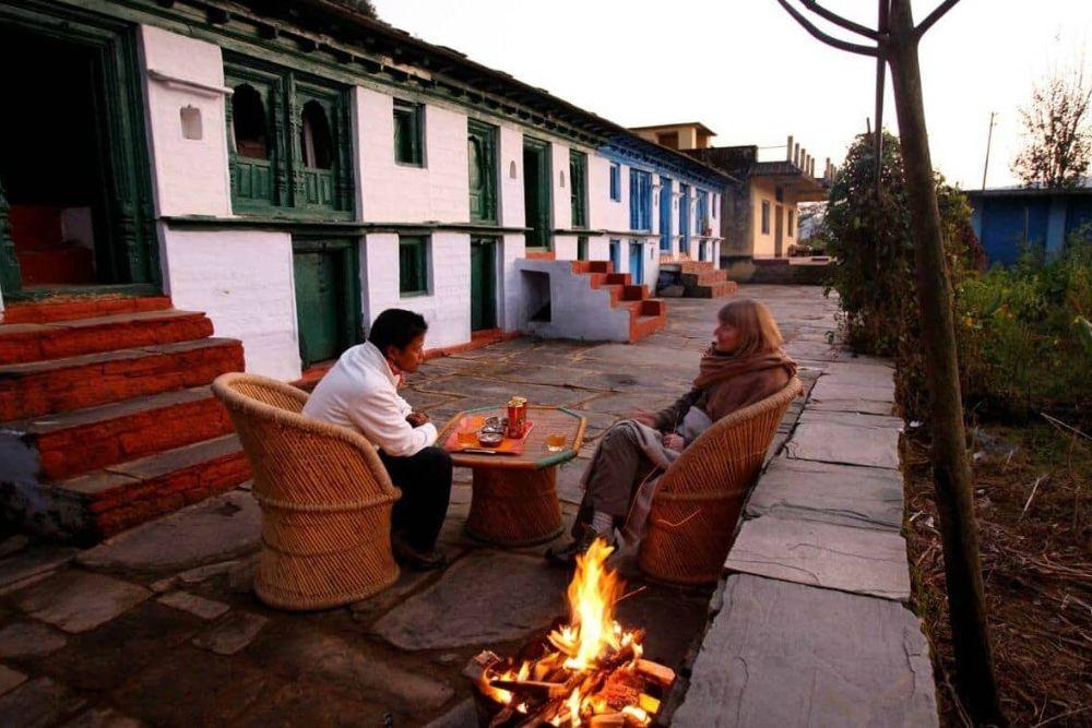 Übernachten Sie in authentischen und luxuriösen Shakti Häusern