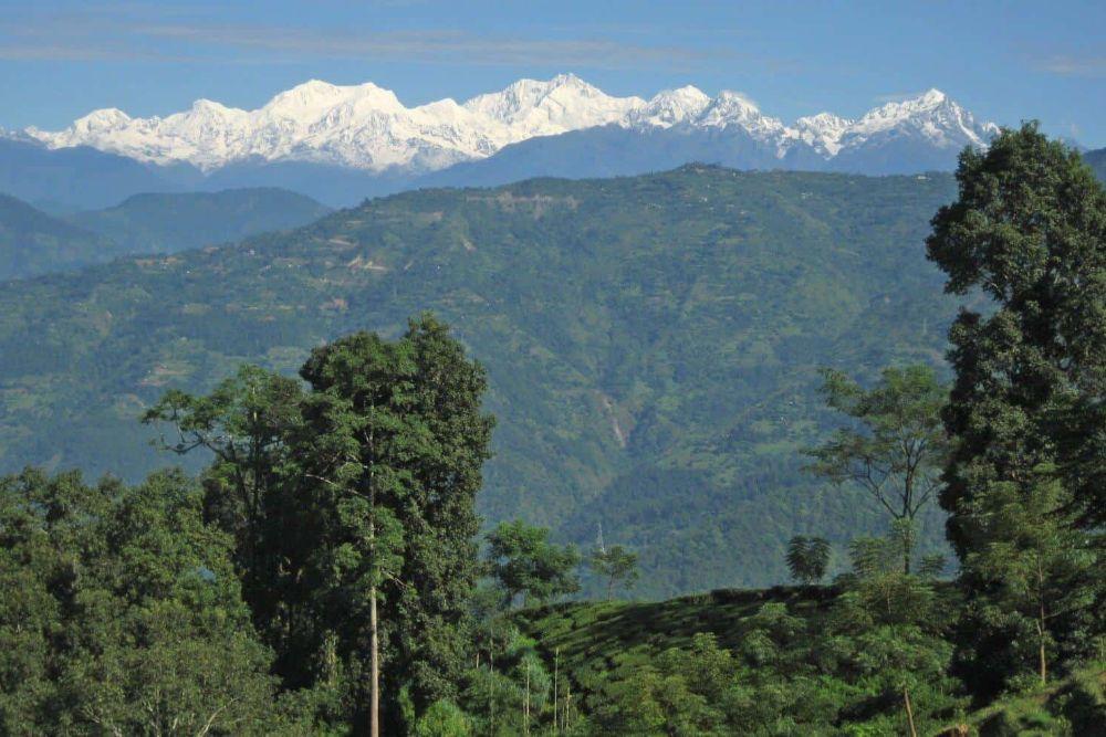 Genießen Sie unbezahlbare Aussichten auf dem Gipfel des Singalilas