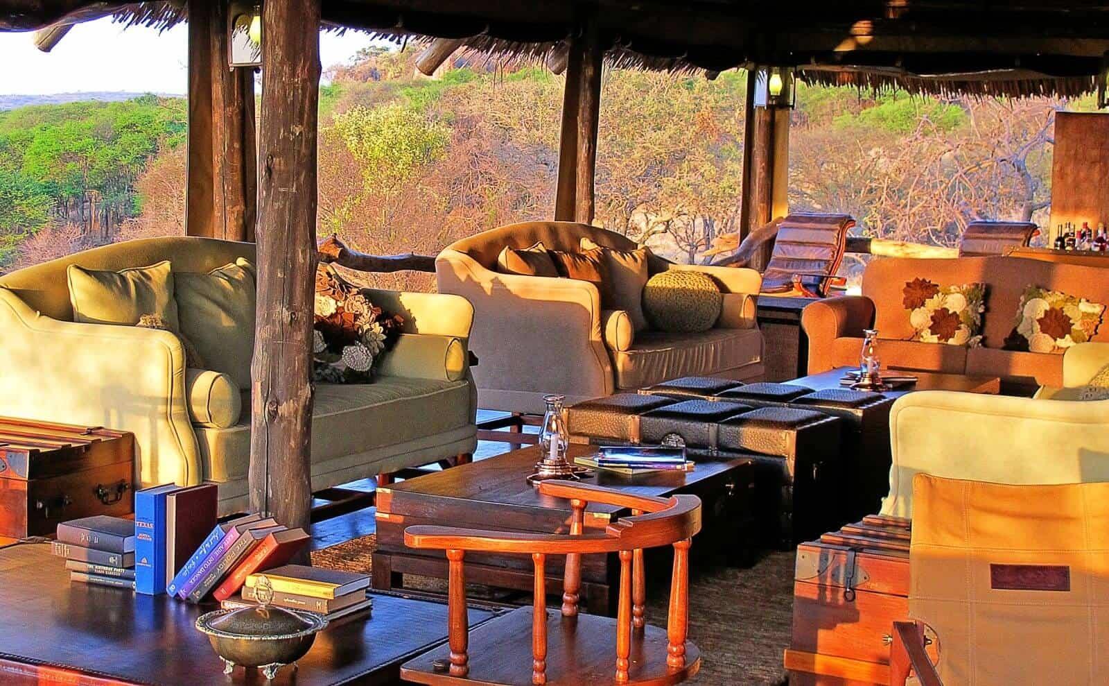 Serengeti Pioneer Camp
