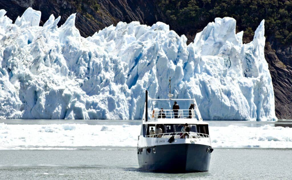 Patagonien Gletscher Expedition