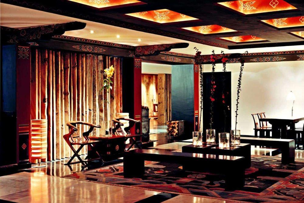 bhutan_hotel-uma-paro-lounge