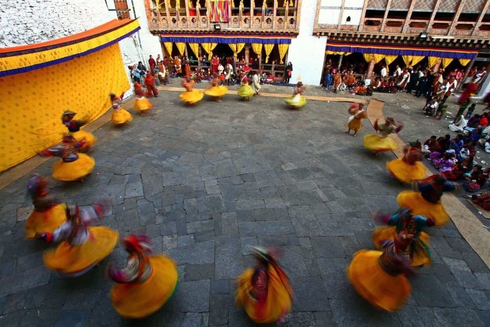 bhutan_trongsa-tsechu