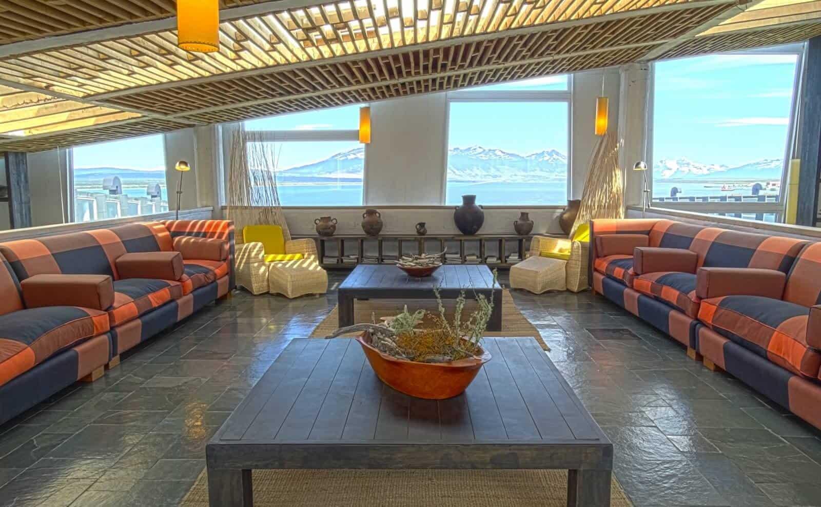 Remota Hotel Patagonien