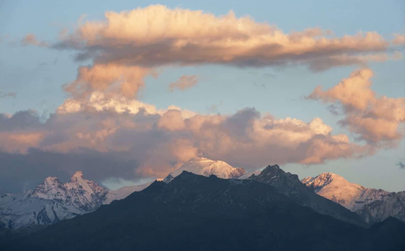 Nepal Landschaft