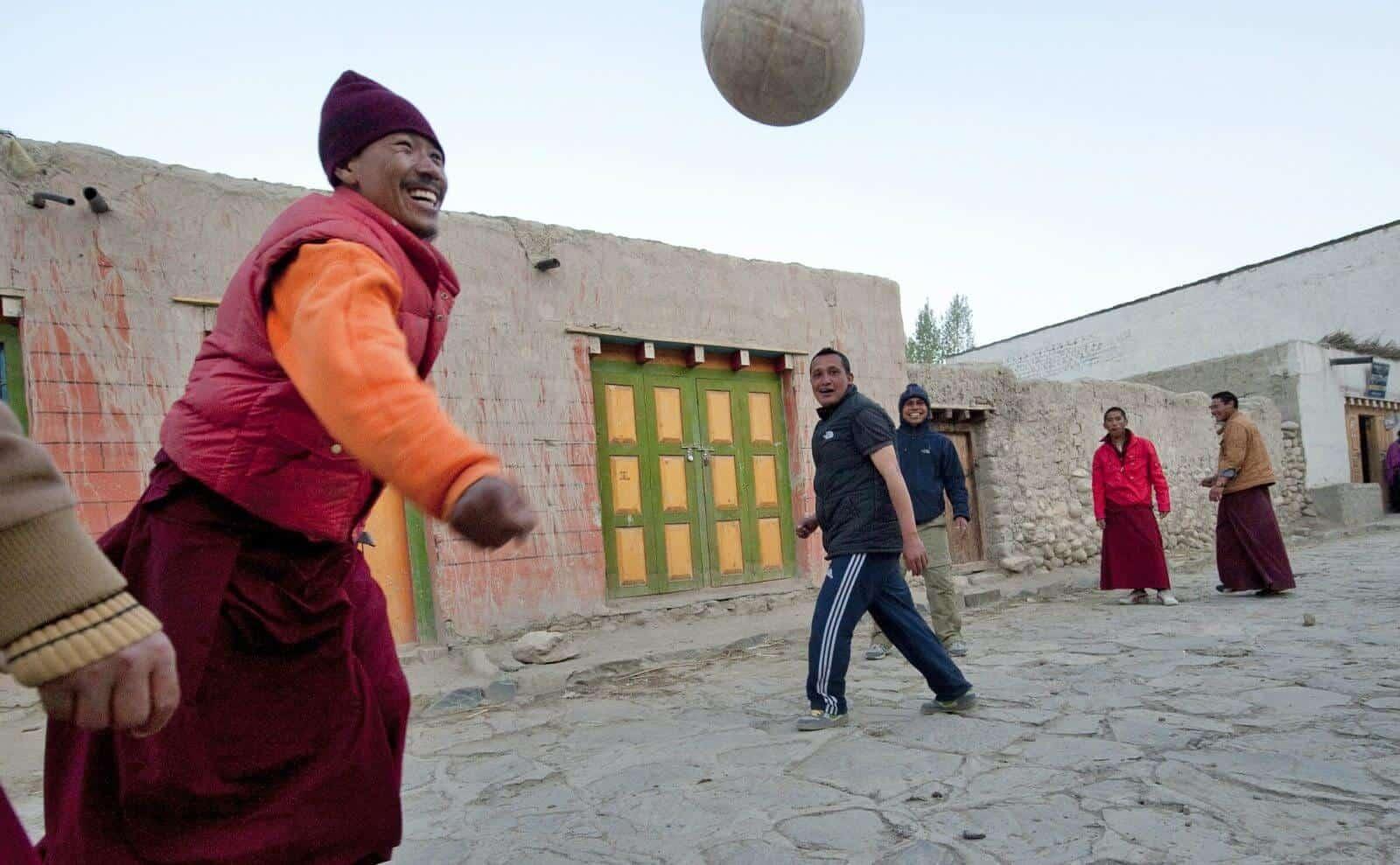 Dorfleben in Nepal