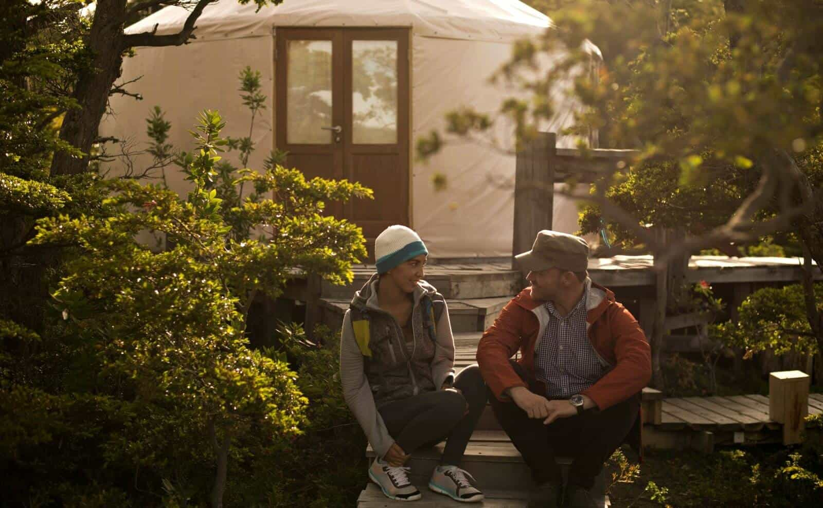 Patagonia Luxury Camp