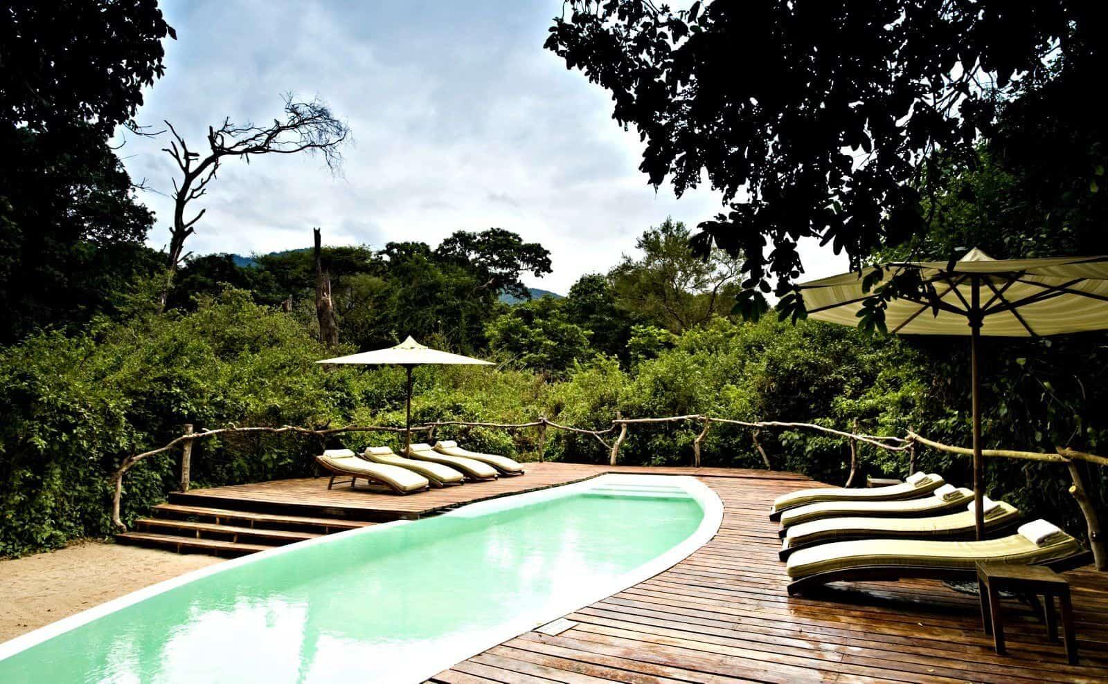 Lake Manyara Tree Lodge Pool
