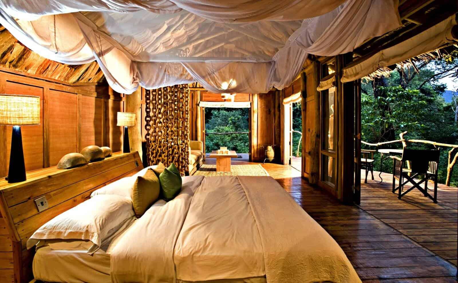 Lake Manyara Tree Lodge