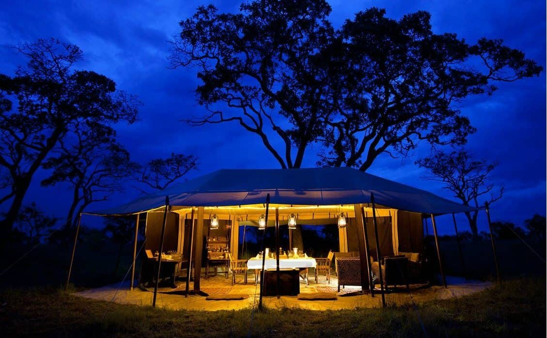 Legendary Serengeti Lodge