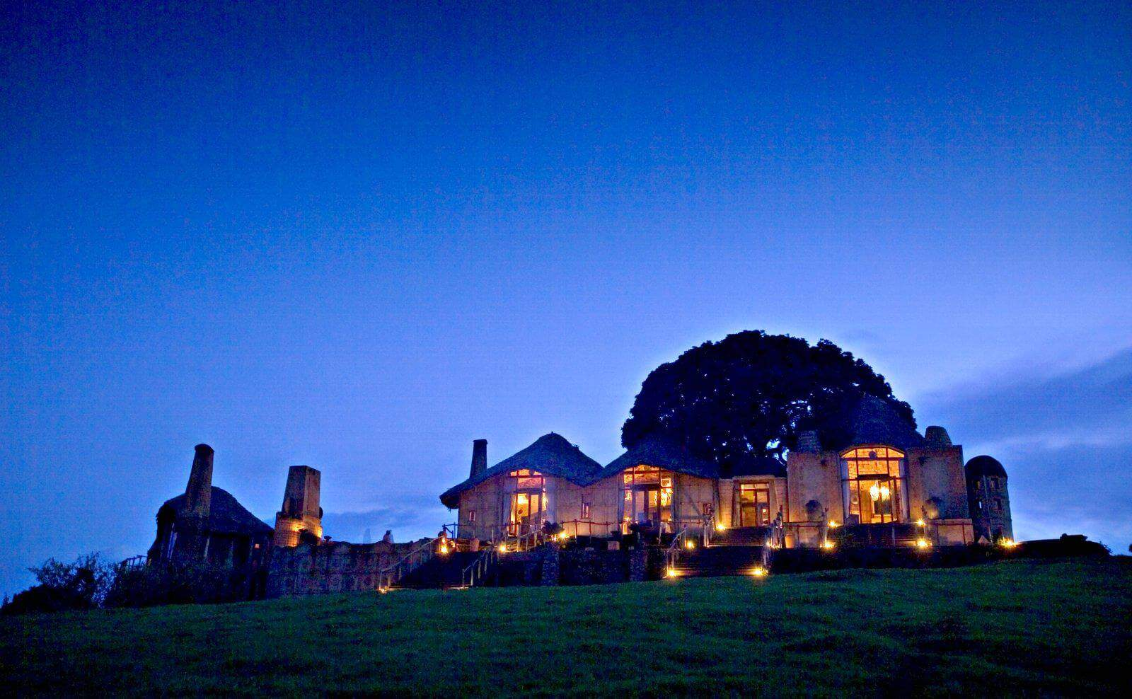 Ngorongoro Crater Lodge © &Beyond
