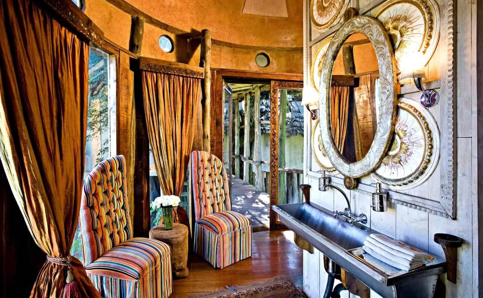 Ngorongoro Crater Lodge © &Beyond