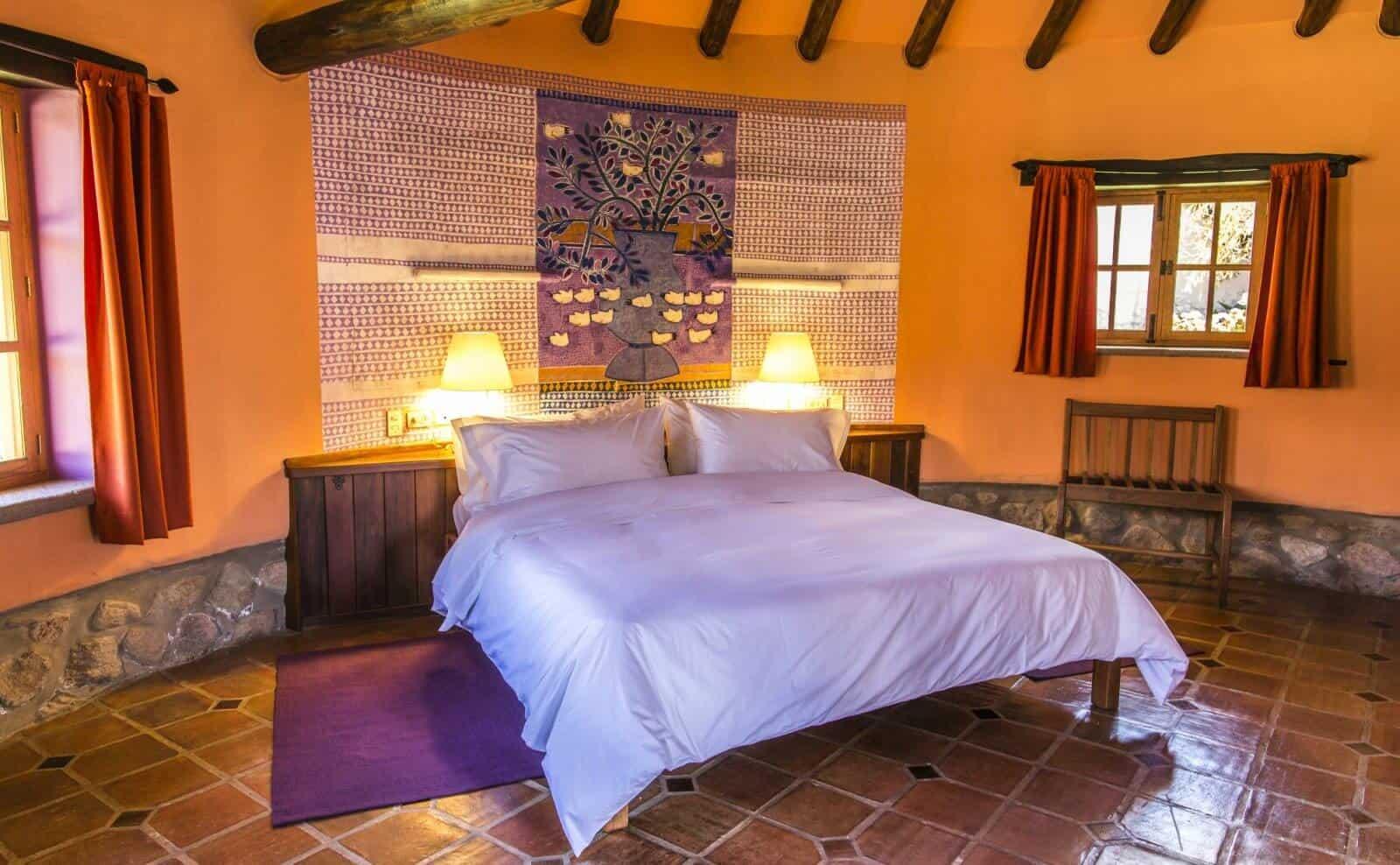 Zimmer im Sol y Luna, Peru