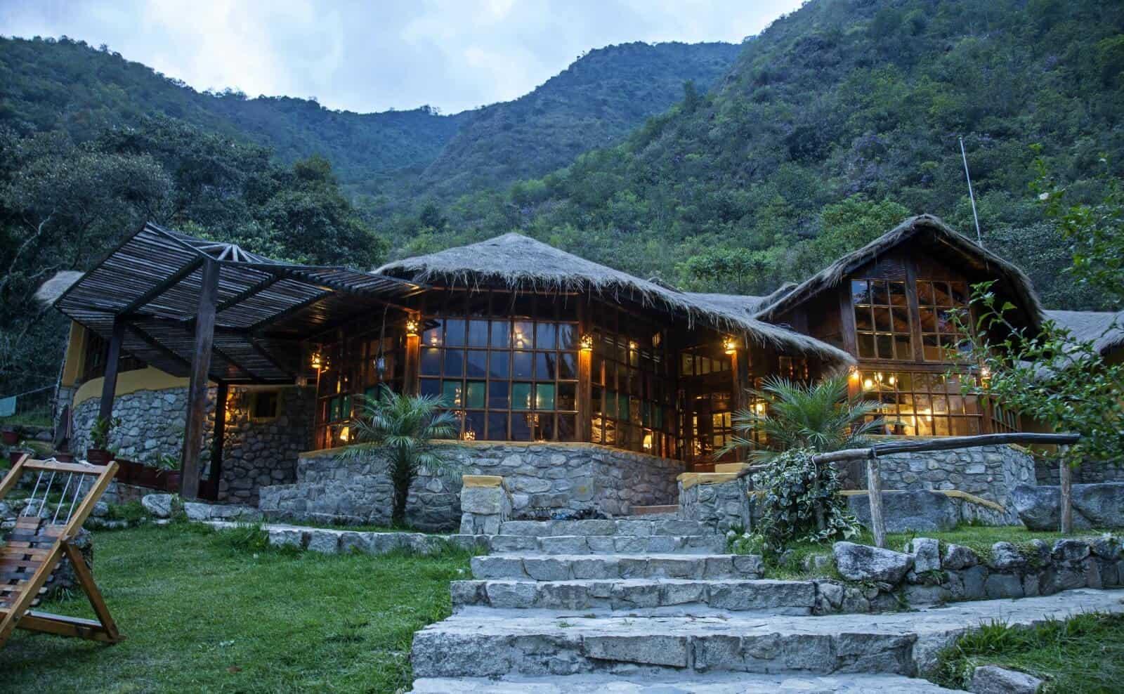 Mountain Lodges of Peru