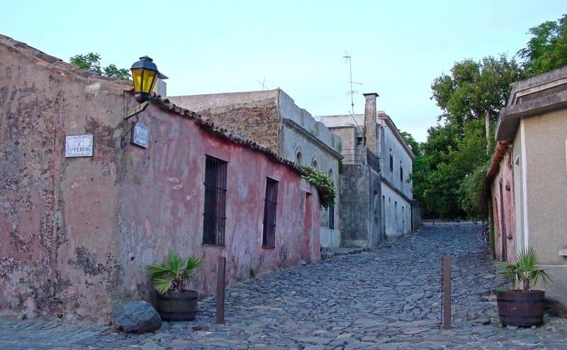 Uruguay, Colonia del Sacramento