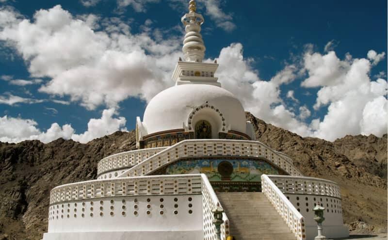 Ladakh_ShantiStupa