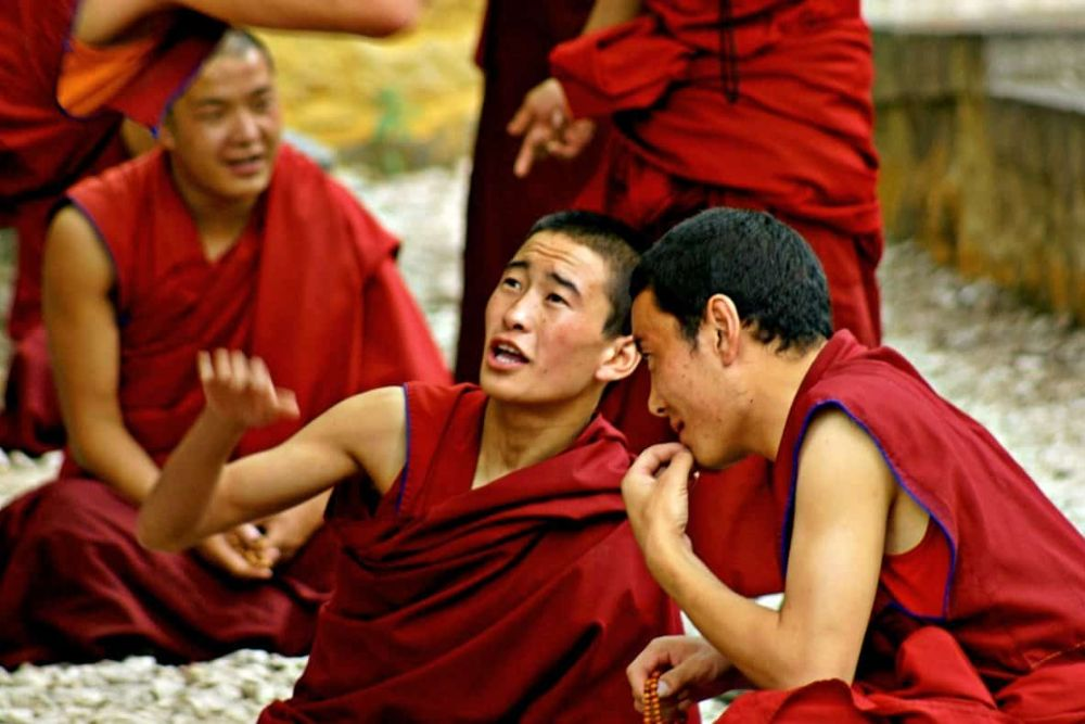 bhutan_buddhistischemönche