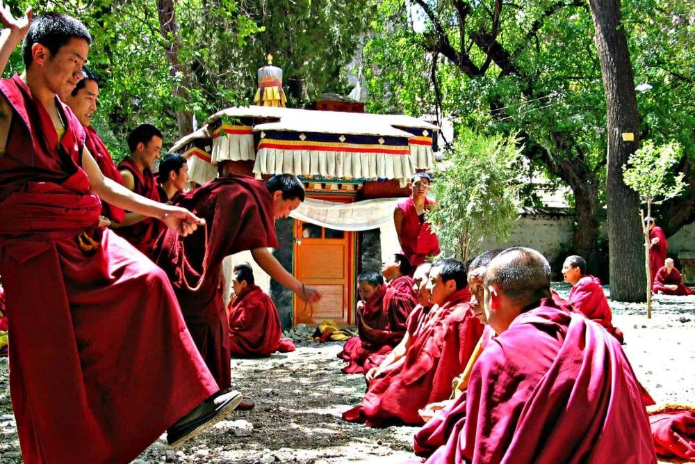 tibet_buddhistische-mönche