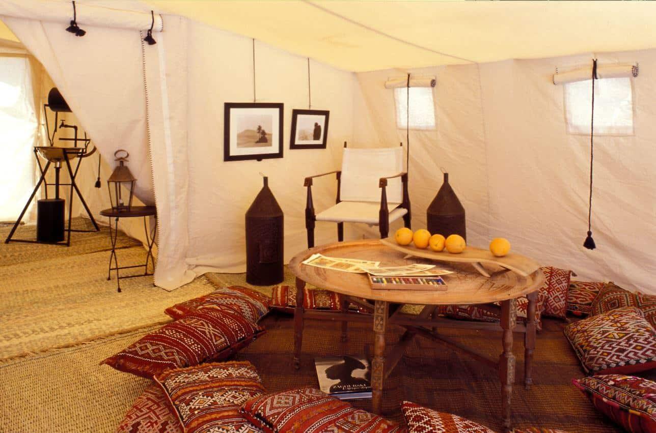 El Khiam Camp innen