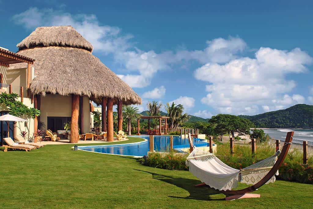 Mukul Resort Aussicht